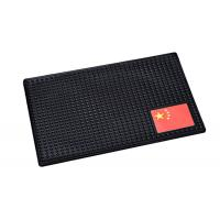 Quality Logo Printing Dashboard Sticky Pad Temperature Resistant For Mobile Phones for sale