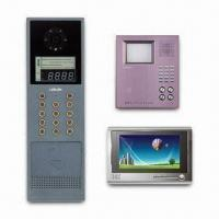 Video Intercom System with Video Indoor Phone, Supports Twice Confirmation Function Manufactures