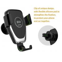 China Black Cute  Cup Holder Phone Mount Fashionable Design Stable Performance on sale