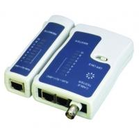 Cat5 Cable Tester RJ45 Tester Telephone Cable Rj45 Tester Network Cable Tester Manufactures