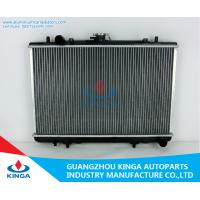 Auto Engine System Custom Car Radiator For Pickup L200 With Aluminium Brazed Core Manufactures