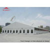Decorate Marquee Aluminum Frame Canopy Tents For Wedding / Party 25m * 50m Manufactures