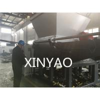 PU foams Big baled material Shredder Machine With Rotary knives Manufactures