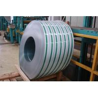 201 / 202/304 / 304L/430/409L/410S/ Cold Rolled Stainless Steel Strips PE Film For Chemical Industry Manufactures