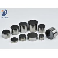 Polycrystalline Diamond Compact PDC Inserts For Synthetic Diamond Impact Resistance Manufactures