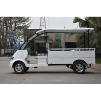 Quality Free Maintenance Battery Powered Electric Cargo Van , Electric Utility Truck With 2 Seats for sale