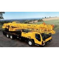 China All Terrain 160T Telescopic Boom Crane With Cummins Engine on sale