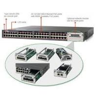 Ethernet POE+ Cisco Network Switch 715W AC Power Supply WS-C3560X-48P-L 48 Manufactures