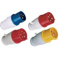 Industrial extension cord with CE certification up to 16A 110V IEC 60309 plug and industrial connector. Manufactures