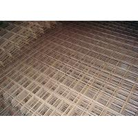 China Mild Steel A142 /A393 Reinforcing concrete Mesh with size 6.2m x 2.4m on sale