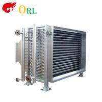 Anti Wind Pressure Tubular Type Air Preheater In Boiler Galvanized Steel Manufactures