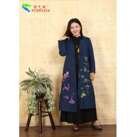 Costume Tangsuit Chinese Style Winter Coats Manufactures