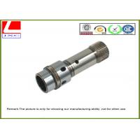 CNC Machining stainless steel shafts Manufactures