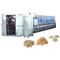 Automatic Production Line of Iron Plate Roast Cake Manufactures