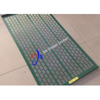 1070*570mm 100 Mesh Oilfield Screens For Vibrating Flat Shaker Screen Manufactures
