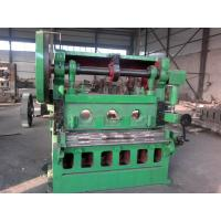 Heavy Duty 63t diamond Type Expanded Plate Metal Mesh Machine for Filter Mesh Manufactures