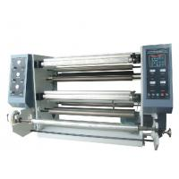 Vertical Automatic Label Slitter Rewinder Machine Convenient Operation Manufactures
