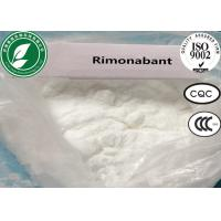 99% Pharmaceutical Weight Loss Raw Powder Rimonabant CAS 168273-06-1 Manufactures