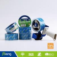 Hot Selling Super Crystal Clear BOPP Packaging Tape for Carton Sealing Manufactures