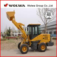 Wolwa DLZ 915 3t Wheel Loader front loader from china manufacture Manufactures