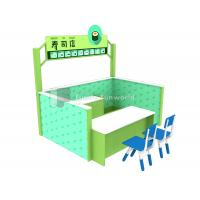 Role Play Center--Kids Indoor Playground Equipment--FF-Sushi Shop Manufactures