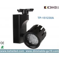 30w AC 110 - 260V LED Track Lights with Cree XP-E LED chips 15-60D Manufactures