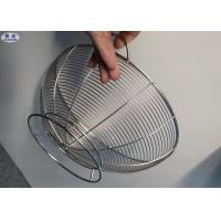 Durable Woven Netted Fruit Basket Non - Toxic For Vegetable Hold / Washing Manufactures