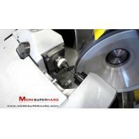 Peripheral grinding and precision grinding of indexable, weld cutter sarah@moresuperhard.com Manufactures