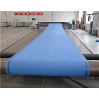 Professional 100% polyester sludge detatering belt  for waste water sludge dewatering Manufactures
