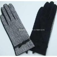 2012 Fashion Women′s Pig Suede Gloves (CF1280) Manufactures