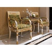 2016 furniture living room chair vintage classic armchair louis chairs for sale TR-029 Manufactures