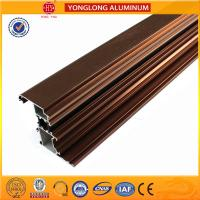 Buy cheap Heat Insulating Industrial Aluminum Section Materials / Machined Aluminium Extrusion Profiles from wholesalers