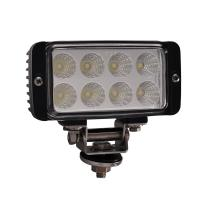 24W 5.5 Inch LED Driving Lights Flood Beam 2400LM Off Road Light for SUV Car Truck Tractor Trailer Manufactures