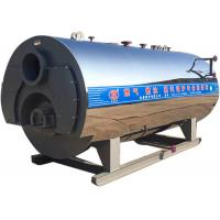 Oil & Gas Fired Industrial 4 Ton Steam Boiler price for rubber industry Manufactures