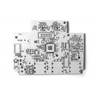 Quality White Metal Clad PCB , Aluminum Led Metal Core PCB For LED Lighting for sale