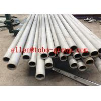 Super Duplex Stainless Steel Seamless Pipe SS Tube UNS31803 A789 A790 Manufactures