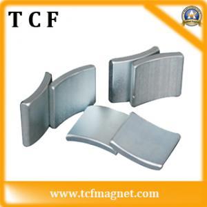 China Permanent Tile Neodymium magnet/wind turbin magnet on sale