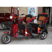 2100*780*1060mm Mini  Electric Passenger Tricycle / 3 Wheel Electric Tricycle Manufactures