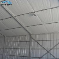 Sturdy Tent Replacement Parts Steel Sheet SideWall / Durable Party Tent Parts Manufactures