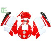 Sportbike Bodywork Shell 1098 Ducati Motorcycle Parts Plastic body covers and Metal body Manufactures