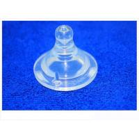 baby bottle silicon nipple/silicon feeding nipples for sale