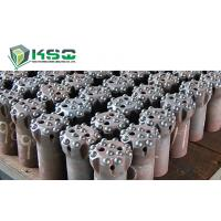 """T38 64mm 2.5"""" Button Drill Bit Long Hole / Bench Drilling Manufactures"""