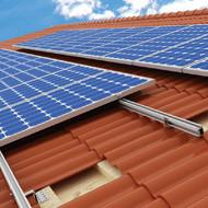 PV Array Solar Panel Roof Mounting Systems Residential Industrial Photovoltaic Galvanized Manufactures