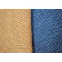 Tabby Weave Cotton Yarn Dyed Fabric Strong And Hard - Wearing Comfortable Handfeel Manufactures