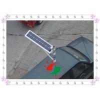 Integrated solar led parking lamp Manufactures