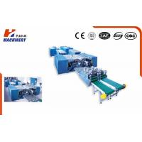 China Floor Pur Laminating Machine To Stick Film Or Decorate Paper For Plywood Or MDF Board on sale