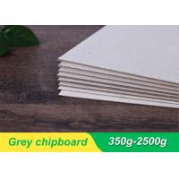 1mm 1.5mm mixed pulp laminated grey board/grey cardboard/grey chip board manufacturer Manufactures
