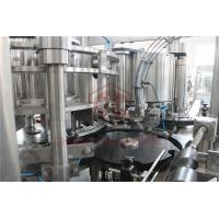 Tomato Sauce Filling Capping Machine for Tin Canned Chilli Paste 150CPM Manufactures
