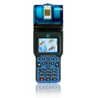 Buy cheap LQ-201 Color LCD Fingerprint Multifunctional Hand-held POS from wholesalers