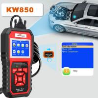 China Universal OBD2 And Can Scanner OBDII Code Reader Durable For Check Engine Light on sale